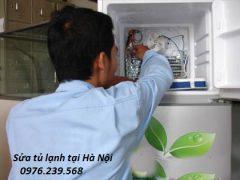 Sửa tủ lạnh không đông đá