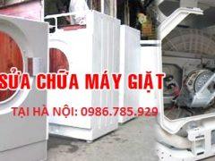 Sửa máy giặt không xả nước tại Hà nội