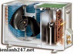 Cục nóng điều hòa ngắt liên tục