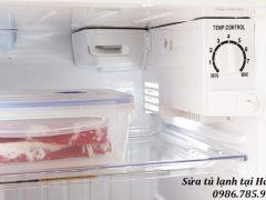 Sửa tủ lạnh đông đá ngăn mát