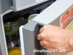 Tủ lạnh rò điện ra vỏ